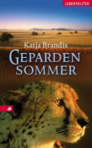 "Cover meines Romans ""Gepardensommer"""
